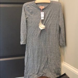 Current Elliott 3/4 sleeve tee dress size 1